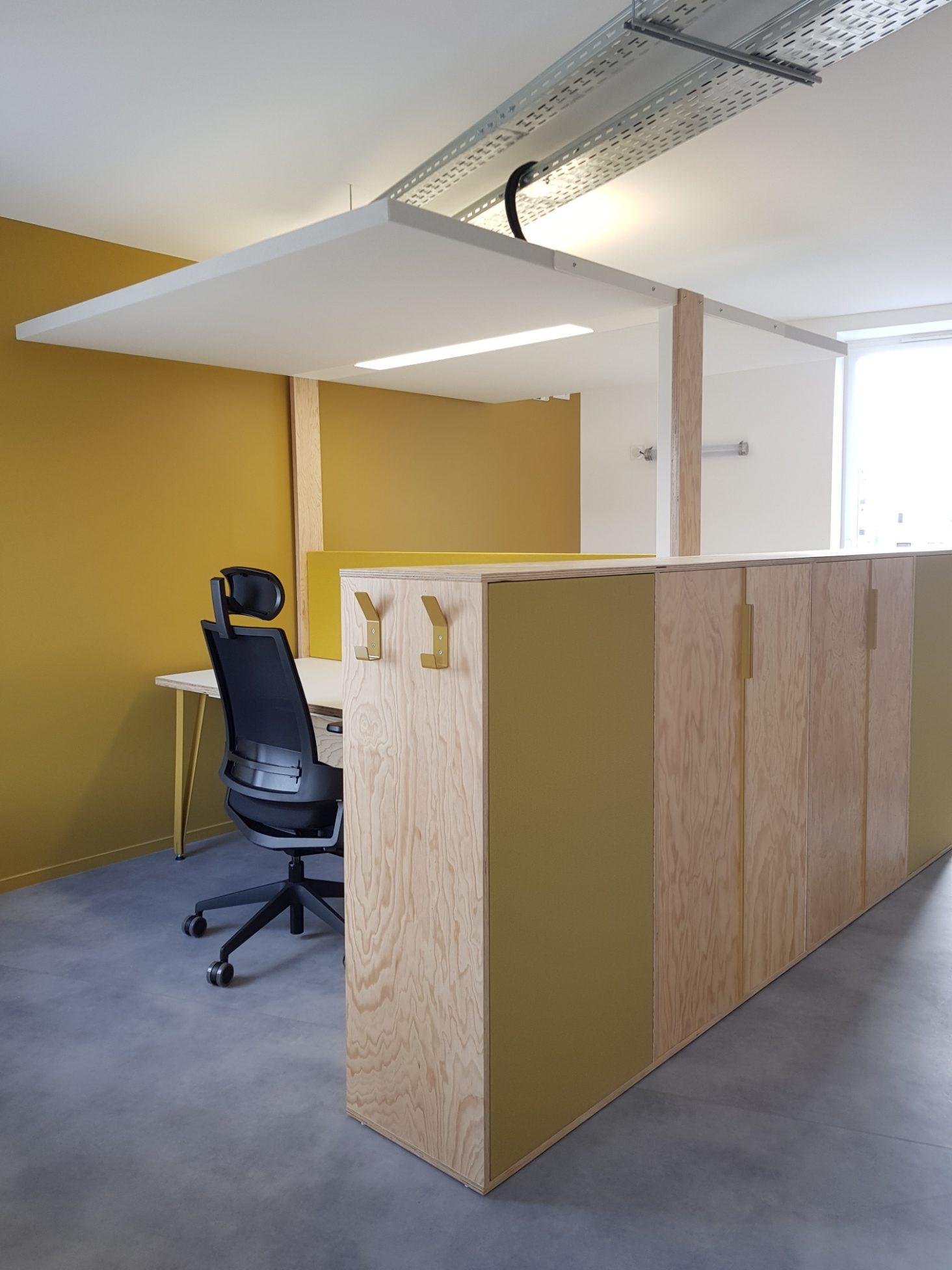 Mobilier de bureaux